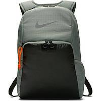Рюкзак Nike BRASILIA BKPK - WNTRZD чорно-сірий BA6055-355