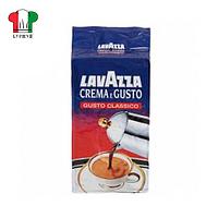 Кофе молотый Lavazza Crema gusto Classico 250г