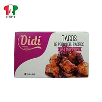 Осьминог Didi Tacos marinera 110г/72г