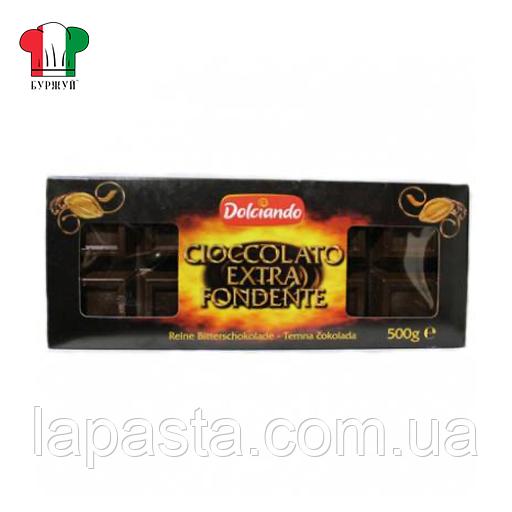Шоколад черный 50%, Dolciando 500г