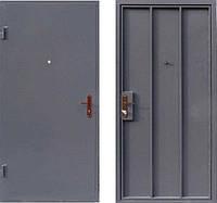 Тамбурная однолистовая дверь