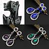 Сережки біжутерія, Весільні сережки, прикраси, фото 2