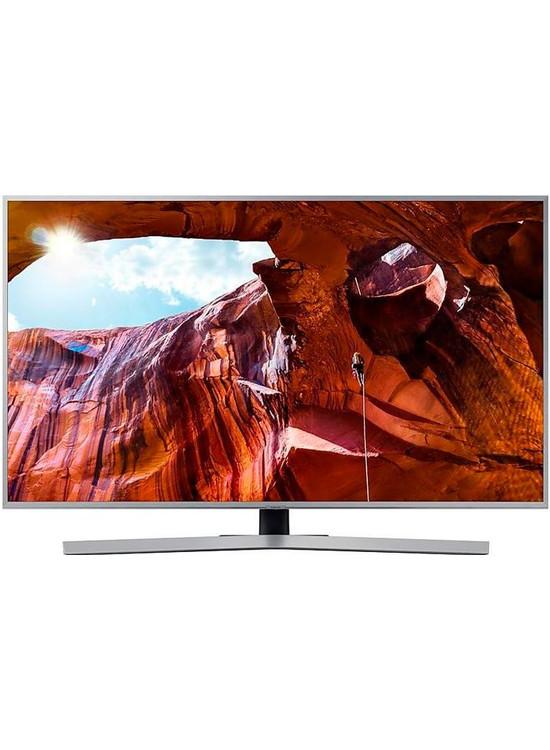 Телевизор Samsung UE55RU7445 (PPI 2000Гц / 4K / Smart / 60 Гц / 280 кд/м2 / DVB/T2/S2)
