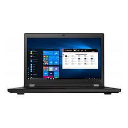 Ноутбук Lenovo ThinkPad P17 (20SN0048RT) Black