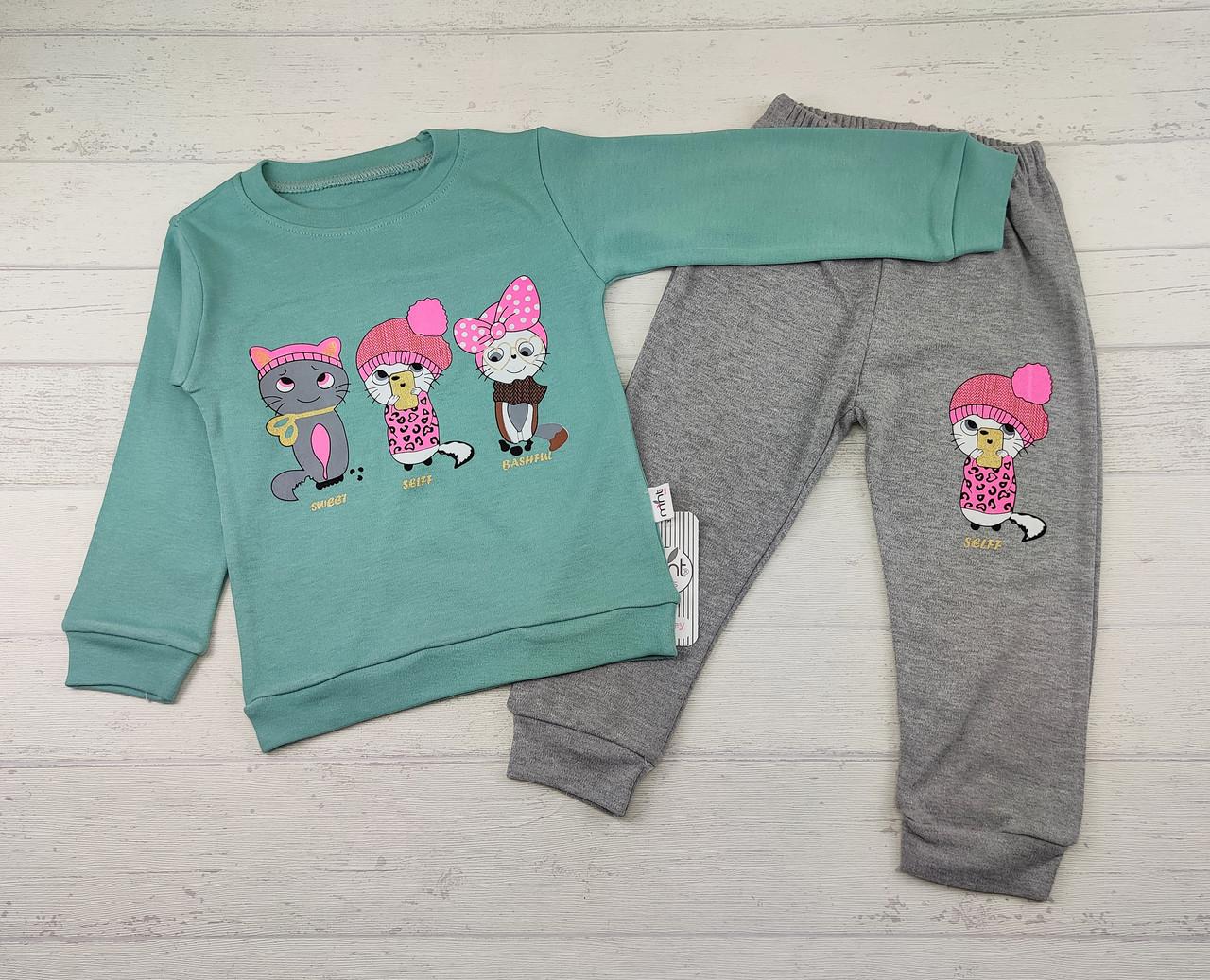Детский костюм для девочки 1.2.3.4 года
