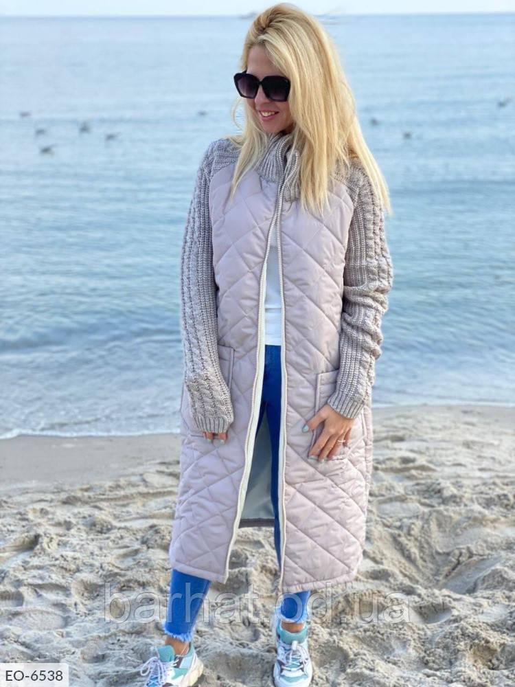 Куртка женская на весну 42-46 р.