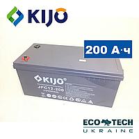 Аккумулятор Kijo JPC 12V 200Ah Lead-carbon