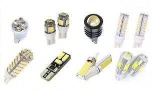 LED лампы поворотов,стопов, габаритов, салона