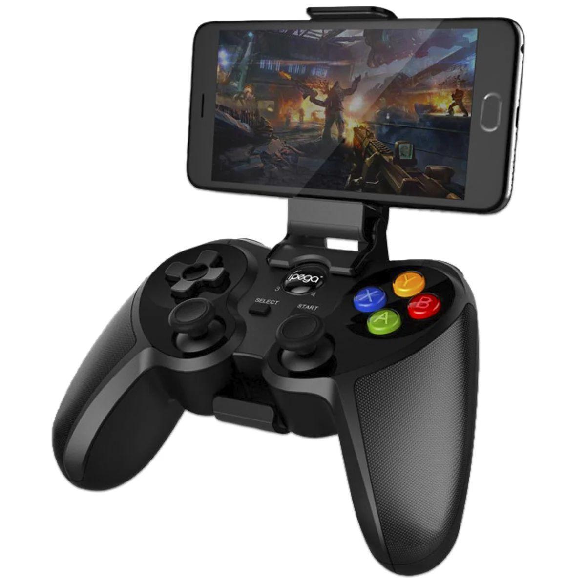 Джойстик для телефона, беспроводной геймпад Ipega PG 9078 Bluetooth