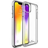 "Чехол TPU Space Case transparent для Apple iPhone 11 Pro Max (6.5""), фото 2"