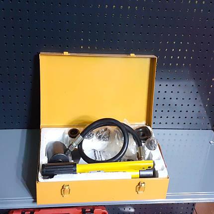 Знімач втулок гідравлічний 8т СТАНДАРТ SVH2260, фото 2