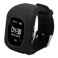 Смарт-годинник дитячий з GPS Smart Watch Baby Q50 Чорний