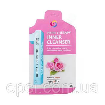 Пенка для интимной гигиены Eyenlip Herb Therapy Inner Cleanser, 25 г