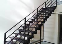 Изготовление металлических лестниц любой сложности