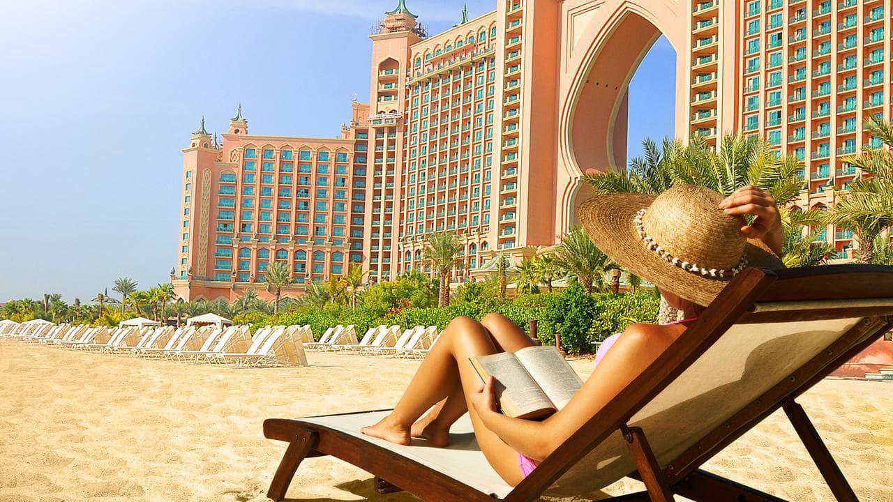 Отдых в сентябре в роскошном сказочном королевстве. Туры в ОАЭ