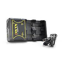 Зарядное устройство- павербанк DXTX D2- 2*14500-26700, 4.2V/2000mAh выход 5V-2A