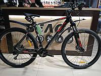 """Велосипед 29"""" Titan X11 Рама 21"""" red"""