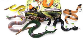 Змія 30см,в дисплеї,24х19х9см №Y14(12)(144)