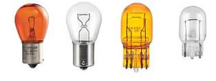 Лампы поворотов,стопов,габаритов