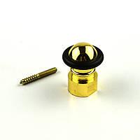 Дверные ограничители, стопперы для дверей, прикручивающийся (золото)