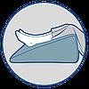 Ортопедична подушка під голову для дорослих ОП-О6 (J2306), фото 4
