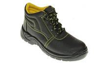 Высококачественная рабочая обувь из коровьей кожи со стальным носком. Защитная обувь, Весна/осень, 37