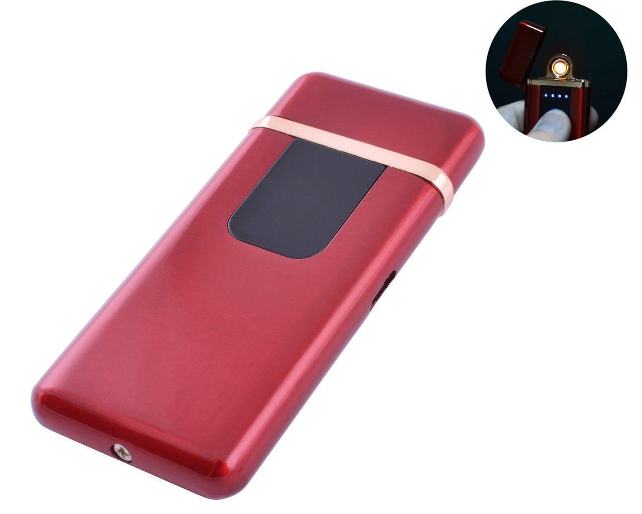 USB зажигалка Silver / Red / Gold / Blue / Black