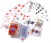 Карты пластиковые Casino DBW (54 шт)