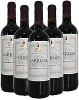 Вино красное Rioja Carrizal (Риоха Карризал)