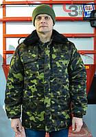 Куртка робоча зимова камуфльована