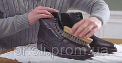 Уход за обувью из кожи, замши, нубука
