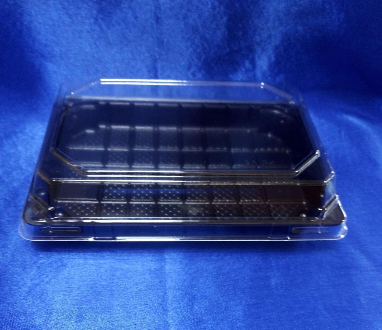 Упаковка для суши  332PK BL/600 дно+кришка