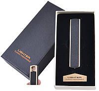 USB зажигалка в подарочной упаковке LIGHTER