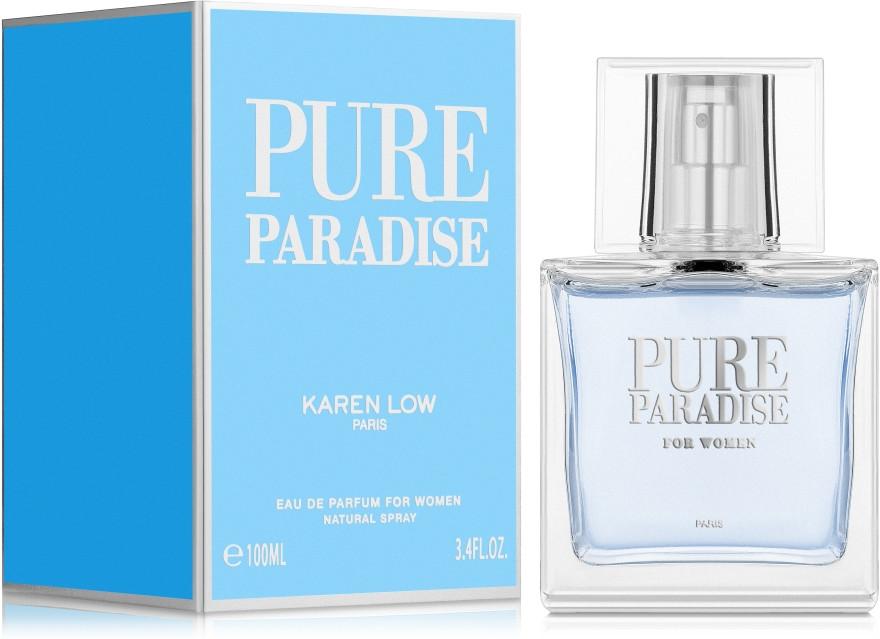 Женская парфюмерная вода  Pure Paradise 100ml. Karen Love.Geparlys