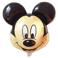 """Фольгированный шар фигурный """"Микки голова"""" мальчик"""