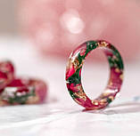 Силиконовый молд для кольца (15; 15,5; 16,5; 17,5; 20 мм), фото 2