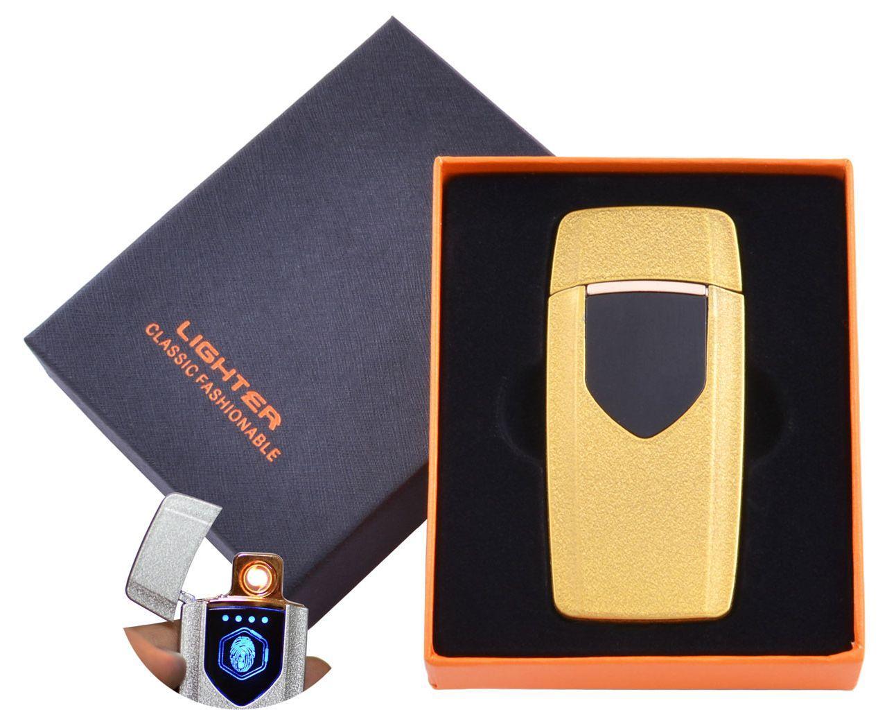 "USB зажигалка ""Lighter Gold"""