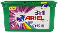 Средство для стирки Ariel 3в1 Color капсулы 38шт.