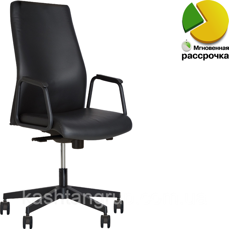 Кресло SOLO black ES PL70
