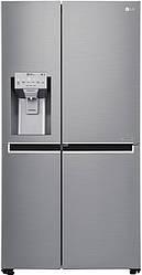 Холодильник с морозильной камерой LG GSJ961PZBZ