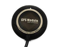 Модуль GPS Ublox NEO-M8N с компасом для APM