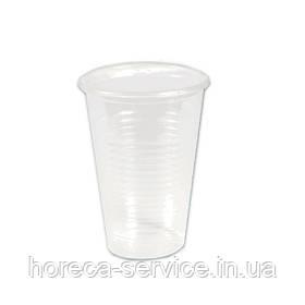 Пластиковий Стакан 180 мл. 100 шт.