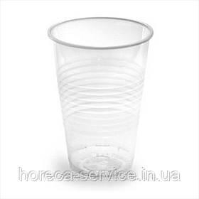 Пластиковий Стакан пивний 500 (480) мл. 50 шт.