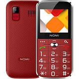 Мобильный телефон Nomi i220 Red, фото 2