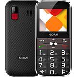 Мобильный телефон Nomi i220 Black, фото 2