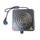 Электроплита Domotec MS-5801 плита настольная, фото 8