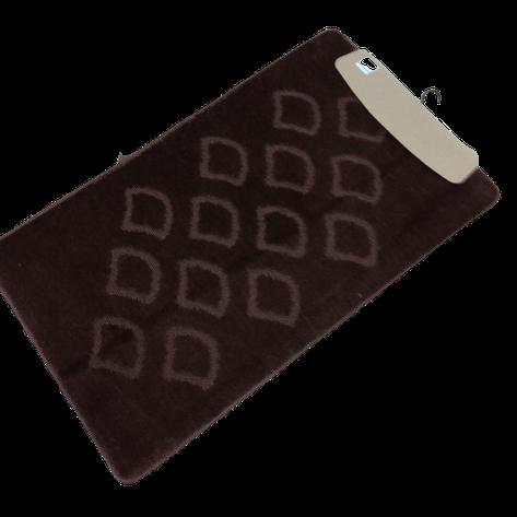 Коврик для ванной комнаты Venus standart коричневый 60x100 / 60х50 см, фото 2