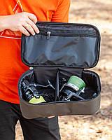 Чехол под 2 катушки, сумка на 2 катушки, Fisher, фото 1
