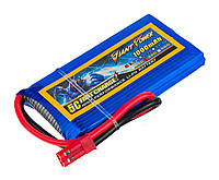 Аккумулятор Giant Power (Dinogy) Li-Pol 1000mAh 3.7V 1S 35C 8x34x65мм JST