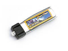 Аккумулятор Dinogy Li-Pol 220mAh 3.7V 1S 50C для Tiny Whoop и Inductrix CI44 50х10х6 мм